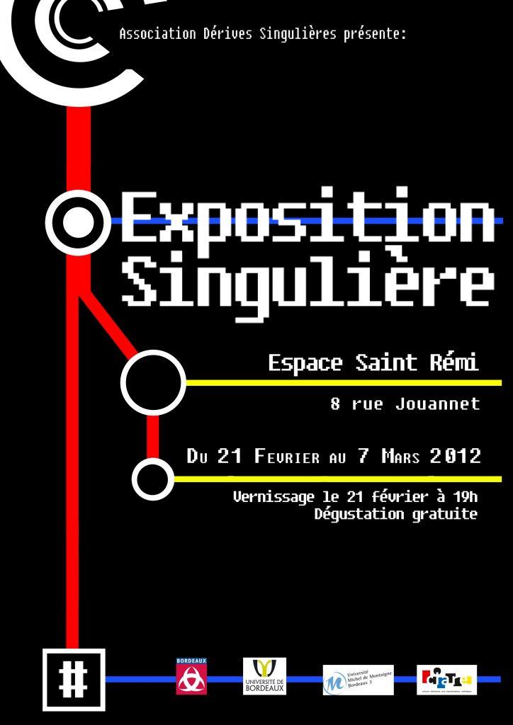Laure Joyeux-Exposition-Exposition Singulière-Espace-Saint Rémi-Dérives Singulières-Bordeaux-Art-Art contemporain-France-